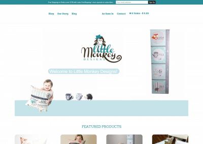 Little Monkey Designs